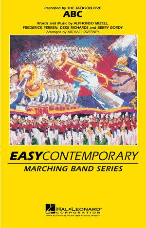ABC - Easy Contemporary Marching Band