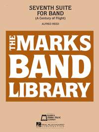 Seventh Suite for Band (A Century of Flight) (E.B. Marks Concert Band Grade 5)