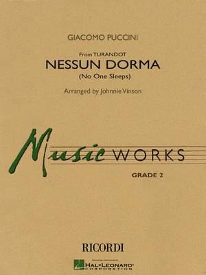 Nessun Dorma (No One Sleeps) (from Turandot)
