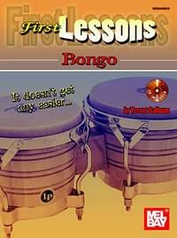 Trevor Salloum: First Lessons Bongo