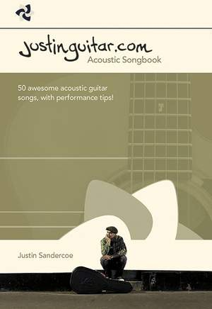 The Justinguitar.com Acoustic Songbook