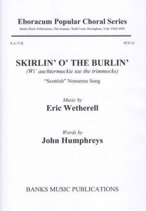 Wetherell: Skirlin' O' The Burlin'