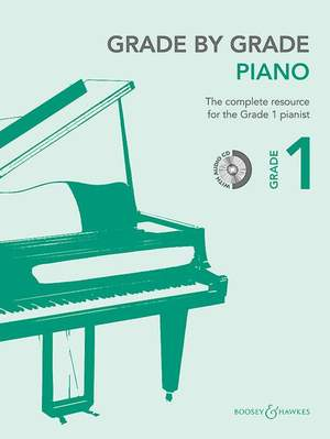 Grade by Grade - Piano Grade 1