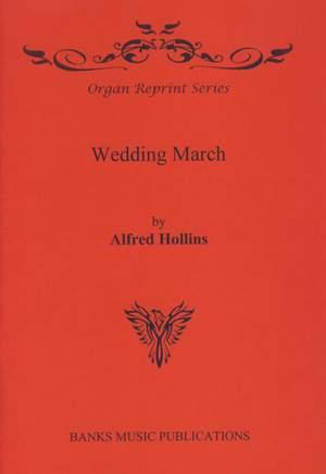 Alfred Hollins: Wedding March