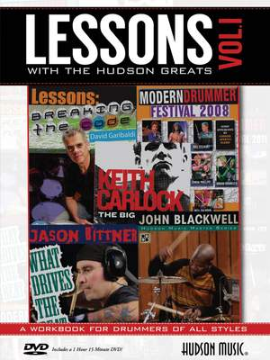 Lessons with the Hudson Greats - Volume 1 Product Image