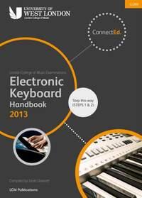 LCM Electronic Keyboard Handbook 2013-2017 - Step This Way (Steps 1 &2)
