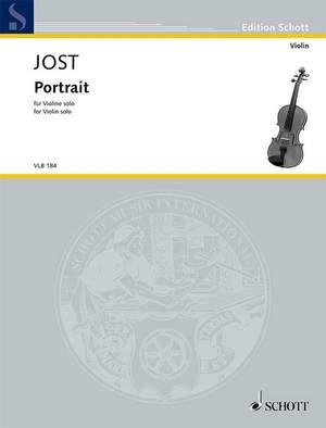 Jost, C: Portrait