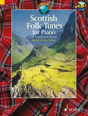 Carson Turner, B: Scottish Folk Tunes for Piano