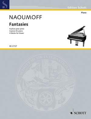 Naoumoff, E: Fantasies