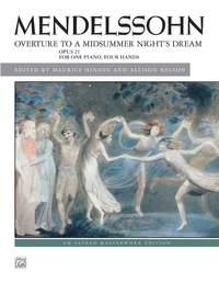 Felix Mendelssohn: Overture to A Midsummer Night's Dream, Op. 21