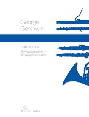 Gershwin, George: Rhapsody in Blue for Woodwind Quintet