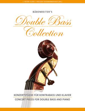 Concert Pieces for Double Bass and Piano