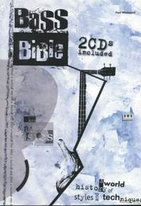 Paul Westwood: Bass Bible (with 2CDs)