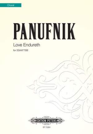 Panufnik, R: Love Endureth