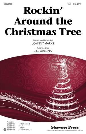 Johnny Marks: Rockin' Around the Christmas Tree SSA