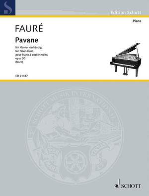 Fauré, G: Pavane op. 50