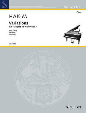 Hakim, N: Variations