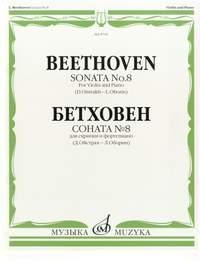 Beethoven, L v: Sonate für Violine und Klavier Nr. 8 G-Dur op. 30/3