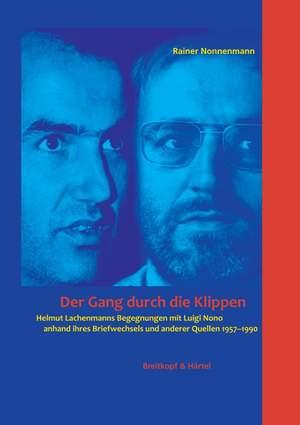 Nonnenmann, Rainer: Der Gang durch die Klippen