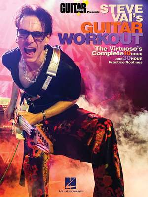 Steve Vai's Guitar Workout