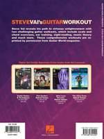 Steve Vai's Guitar Workout Product Image