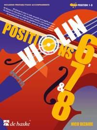 Nico Dezaire: Positions 6, 7 & 8