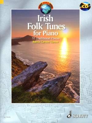 Carson Turner, B: Irish Folk Tunes for Piano