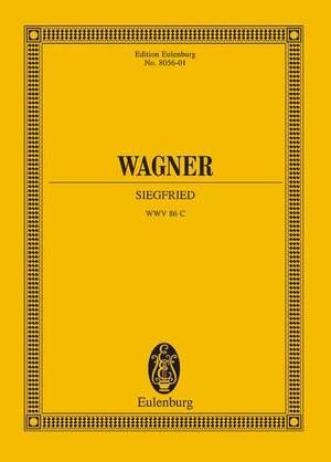 Wagner, R: Siegfried WWV 86 C