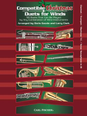 Compatible Christmas Duets for Winds Product Image