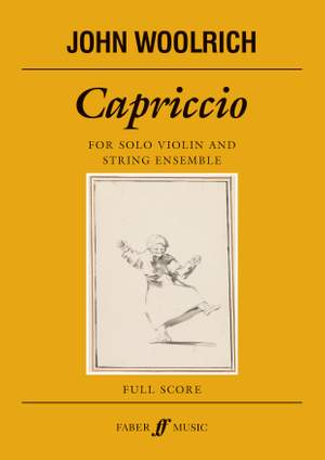 John Woolrich: Capriccio