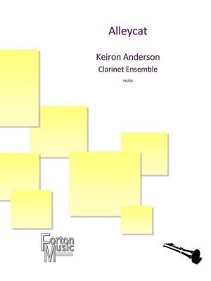 Keiron Anderson: Alleycat