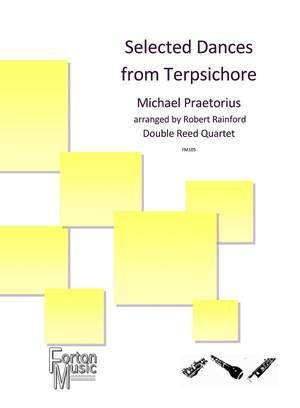 Michael Praetorius: Selected Dances from Terpsichore Volume 1