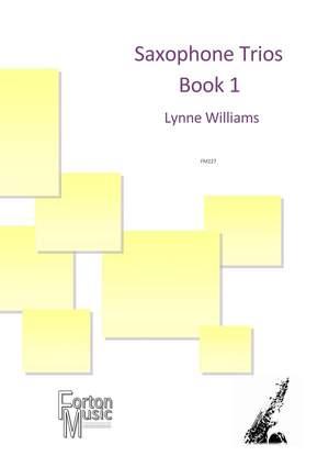 Lynne Williams: Sax Trios Book 1