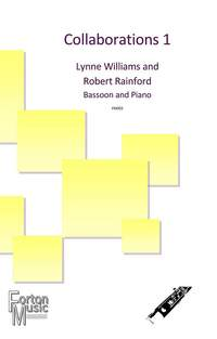 Lynne Williams: Collaborations 1 for bassoon and piano