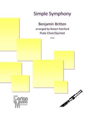 Benjamin Britten: Simple Symphony