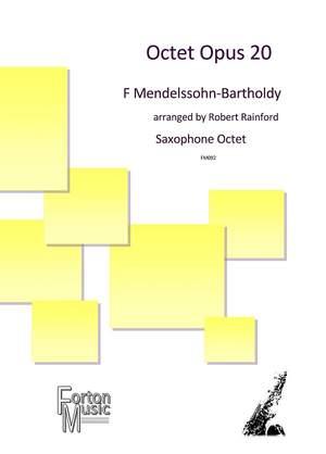 Felix Mendelssohn-Bartholdy: Octet Opus 20