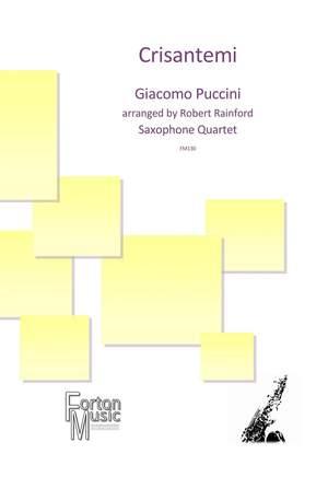 Giacomo Puccini: Crisantemi