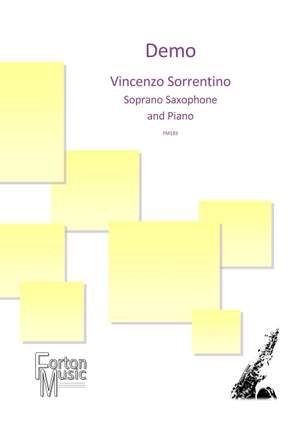 Vincenzo Sorrentino: Demo Product Image