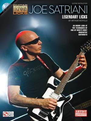 Joe Satriani - Legendary Licks