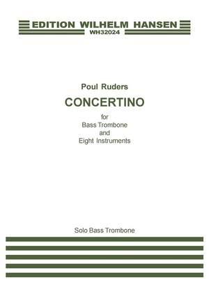 Poul Ruders: Concertino