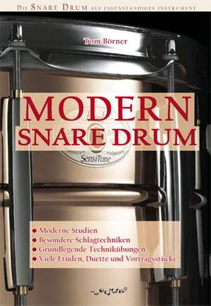 Modern Snare Drum (German)