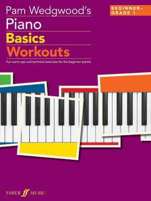 Pam Wedgwood: Pam Wedgwood's Piano Basics Workouts