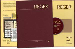 Reger, Max: Reger Edition, vol. I/4: Chorale preludes for organ