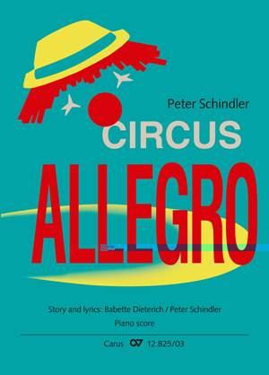 Schindler, Peter: Circus Allegro