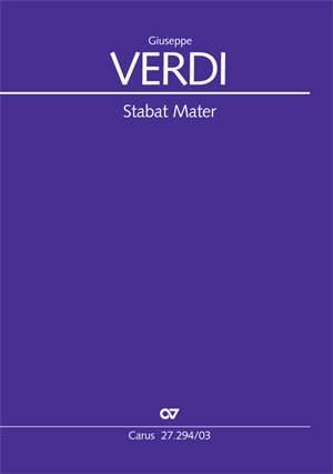 Verdi, Giuseppe: Stabat Mater