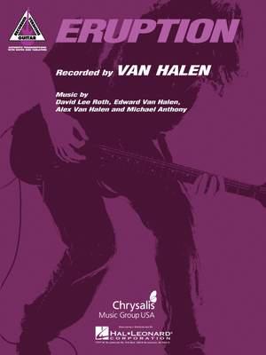 Van Halen: Eruption (GTAB single) Product Image