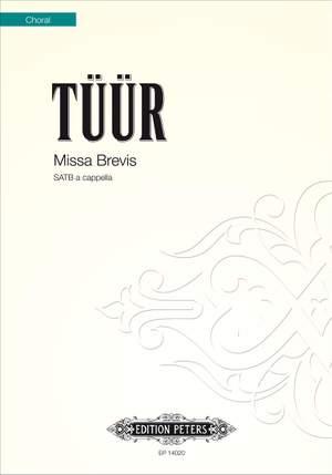 Erkki-Sven Tüür: Missa Brevis