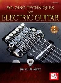 Jonas Hornqvist: Soloing Techniques For Electric Guitar