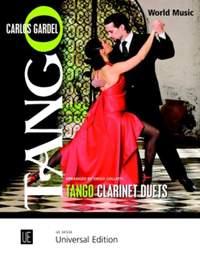 Gardel Carlos: Tango Clarinet Duets