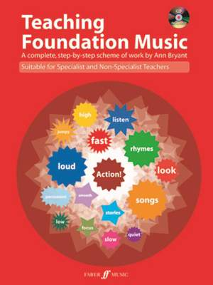 Teaching Foundation Music (book and CD)
